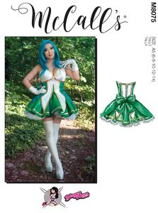 McCALL´s kaava M8075 Costume with Cup Sizes