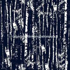 Digiprintti trikoo Blue Forest