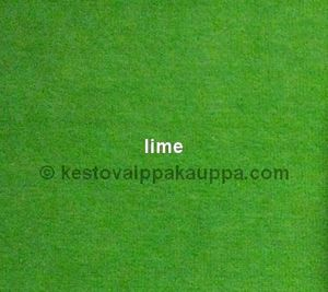 Vaippapala velour lime