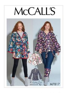 McCALL´s kaava M7817 Jackets