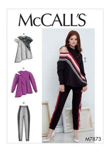 McCALL´s kaava M7873 Tops and Pants