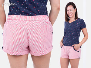 PATTYDOO kaava Summer shortsit