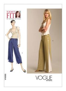 Vogue kaava V1050 FLARED PANTS